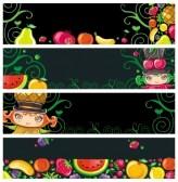9933174-banners-de-frutas-coloridas
