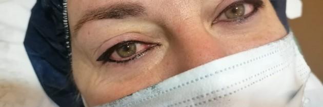Eye liner definitivo. Micropigmentación en Santander